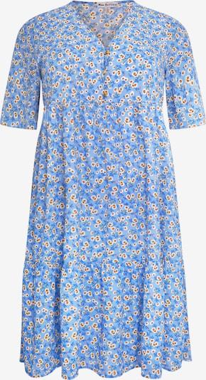 Yoek Kleid ' Daisy ' in himmelblau, Produktansicht