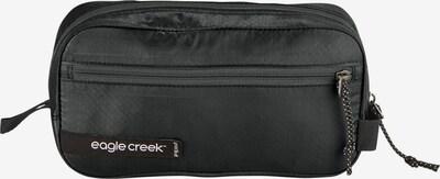 EAGLE CREEK Kulturtasche in schwarz / weiß, Produktansicht