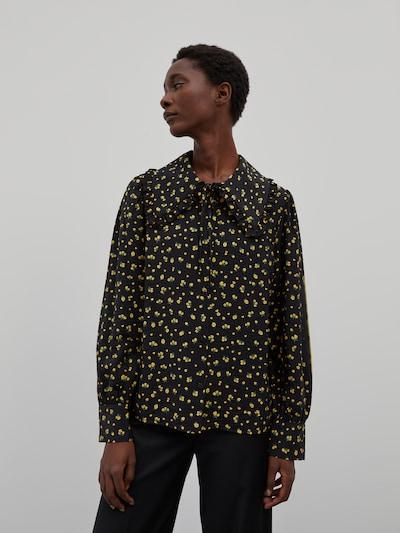 Bluză 'Rosalie' EDITED pe galben / verde / negru, Vizualizare model