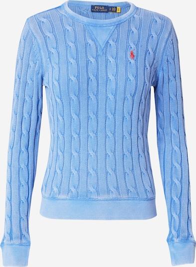 Polo Ralph Lauren Pull-over en bleu clair, Vue avec produit