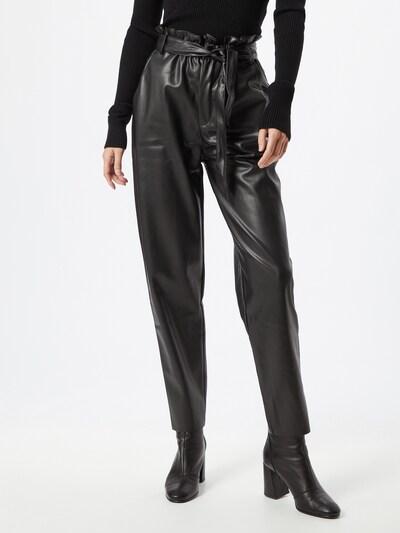 ABOUT YOU Hose 'Janett' in schwarz, Modelansicht