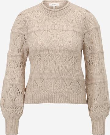 OBJECT Petite Pullover in Beige