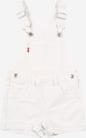 LEVI'S Overalls in White, Item view