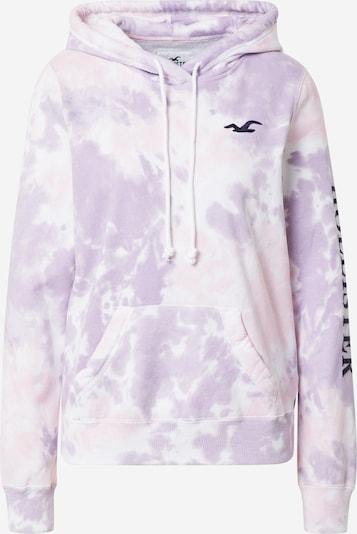 sötétkék / pasztellila / rózsaszín / fehér HOLLISTER Tréning póló, Termék nézet