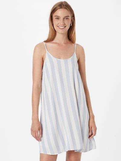 American Eagle Kleid in hellblau / weiß, Modelansicht