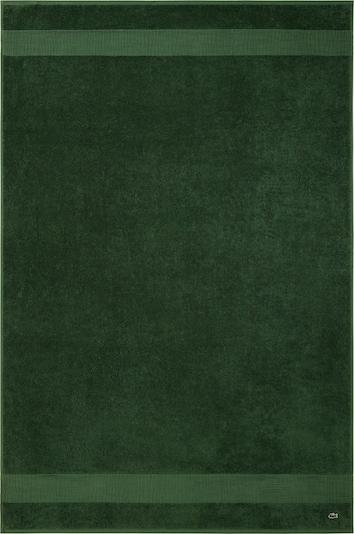 LACOSTE Badetuch 'LE CROCO' in grün, Produktansicht