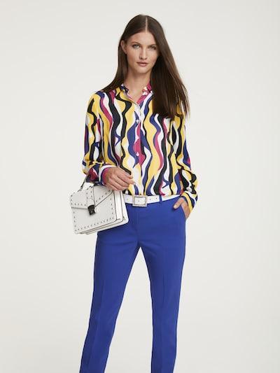 heine Bluse in mischfarben, Modelansicht