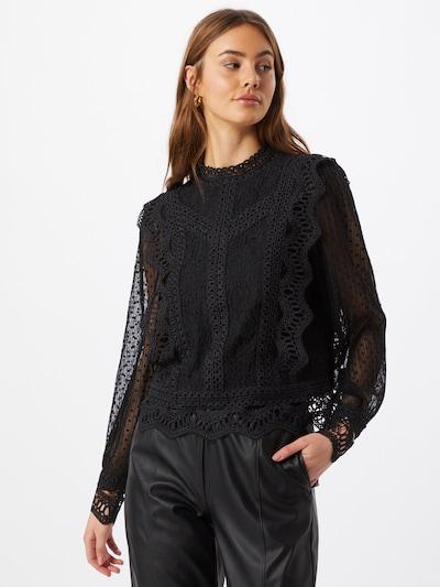 Y.A.S Bluza 'SOPHIRA' u crna, Prikaz modela