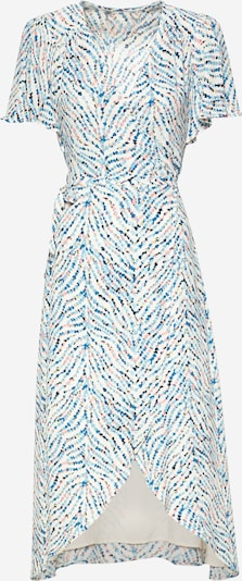 Fabienne Chapot Vestido 'Archana' en azul cobalto / azul real / azul claro / rosa pastel / blanco, Vista del producto