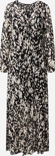 COMMA Skjortklänning i svart / vit, Produktvy