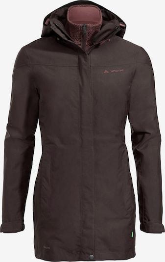 VAUDE Outdoor Jacket 'Idris' in Berry, Item view