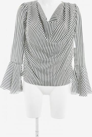 Storets Langarm-Bluse in XS-XL in schwarz / weiß, Produktansicht