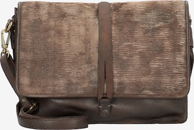 Taschendieb Wien Umhängetasche in braun, Produktansicht