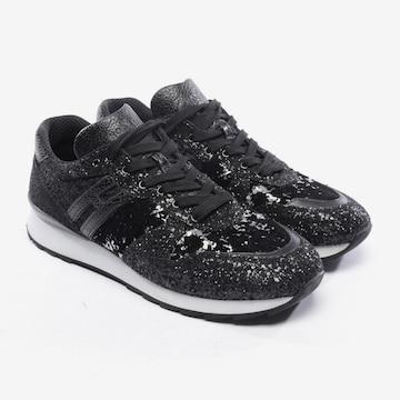 HOGAN Sneakers & Trainers in 41 in Black