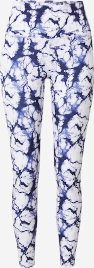 HKMX Sportovní kalhoty 'Oh My Squat' - námořnická modř / kouřově modrá / bílá, Produkt