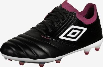 UMBRO Soccer Cleats in Black