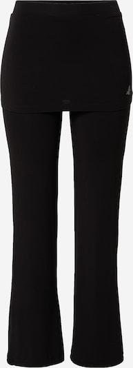 CURARE Yogawear Pantalon de sport en noir, Vue avec produit