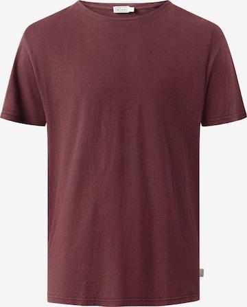 MÁ Hemp Wear Shirt 'Ruck' in Rot