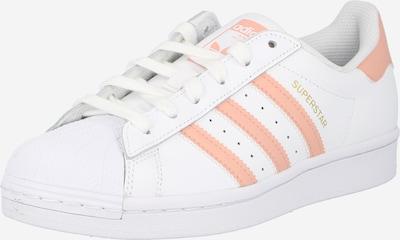 ADIDAS ORIGINALS Sneaker low 'Superstar' i hvid, Produktvisning