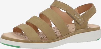 Ganter Sandale in beige, Produktansicht