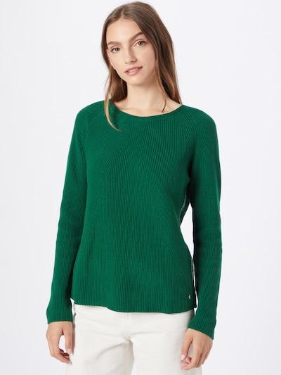 LIEBLINGSSTÜCK Sweter w kolorze ciemnozielonym, Podgląd na modelu(-ce)