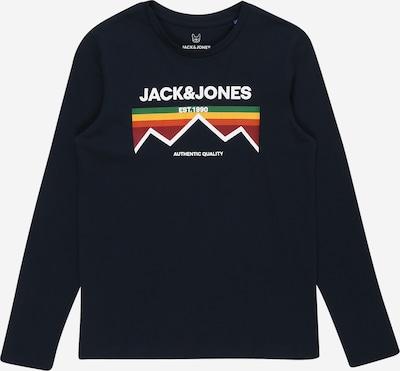 Jack & Jones Junior Tričko - tmavomodrá / zmiešané farby, Produkt