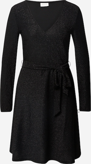VILA Robe 'Glowa' en noir, Vue avec produit
