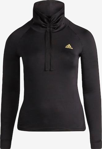 Sweat de sport ADIDAS PERFORMANCE en noir