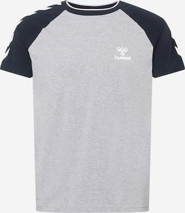 Hummel Funksjonsskjorte 'Mark' i grå