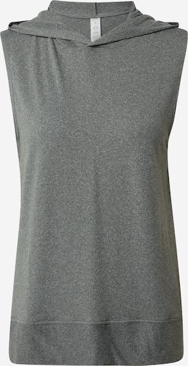 Marika Športový top - sivá melírovaná, Produkt