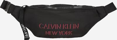 Calvin Klein Jostas soma sarkans / melns, Preces skats