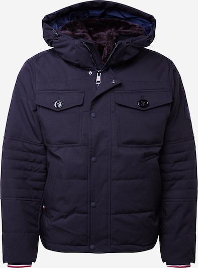 TOMMY HILFIGER Winterjacke in schwarz, Produktansicht