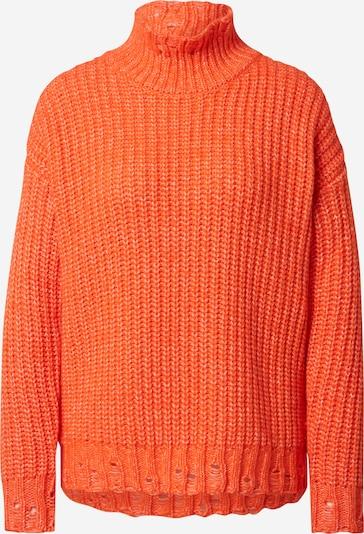 REPLAY Pullover in dunkelorange, Produktansicht
