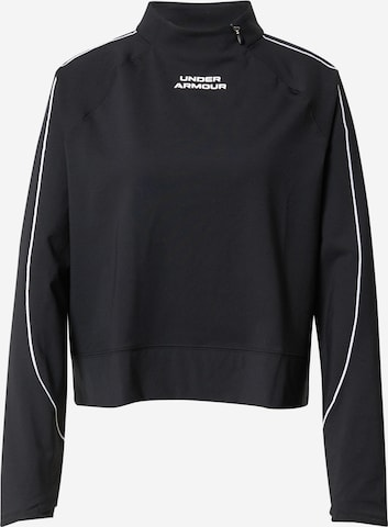 UNDER ARMOUR Toiminnallinen paita värissä musta