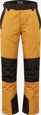 Pantalon outdoor 'Andras' BRUNOTTI en marron