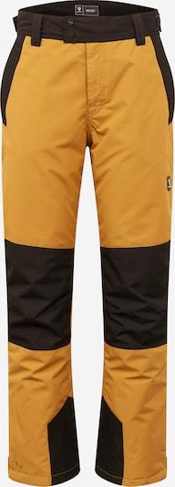Pantaloni outdoor 'Andras' BRUNOTTI pe maro cămilă / maro închis, Vizualizare produs