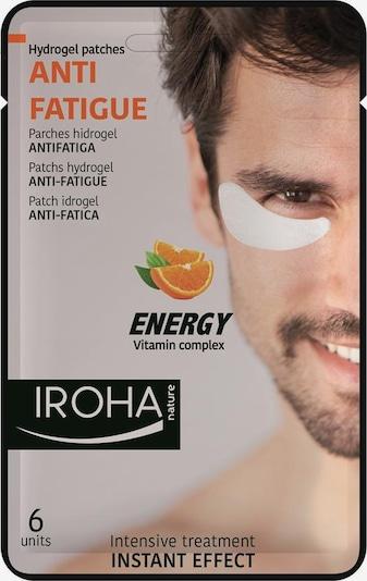 Iroha Pads 'Anti Fatigue Hydrogel' in beige / hellgrau / orange / schwarz, Produktansicht