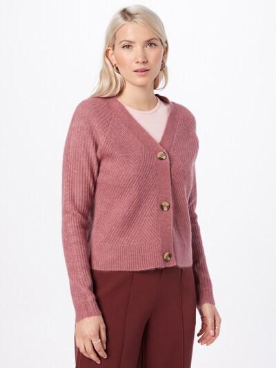ONLY Strickjacke 'CAROL' in rosé, Modelansicht