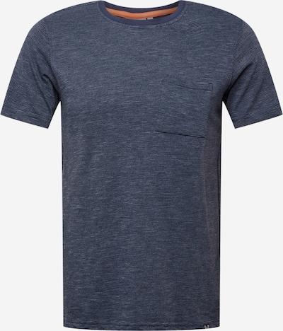 Hailys Men T-Shirt 'Ron' en bleu marine / bleu-gris, Vue avec produit