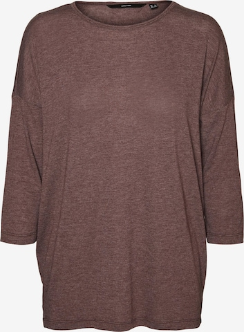 VERO MODA Shirt 'Carla' in Rood