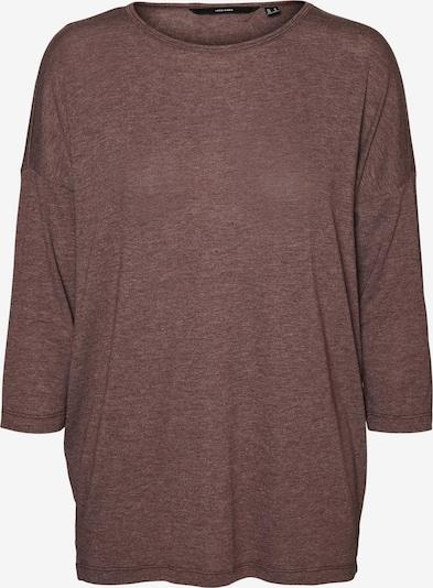 VERO MODA Shirt 'Carla' in de kleur Wijnrood, Productweergave