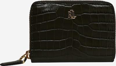 Piniginė iš Lauren Ralph Lauren , spalva - juoda, Prekių apžvalga