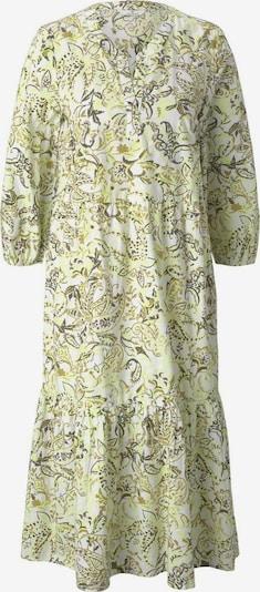 TOM TAILOR Košulja haljina u svijetlozelena / miks boja, Pregled proizvoda