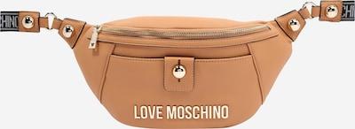 Love Moschino Tasche in hellbraun, Produktansicht