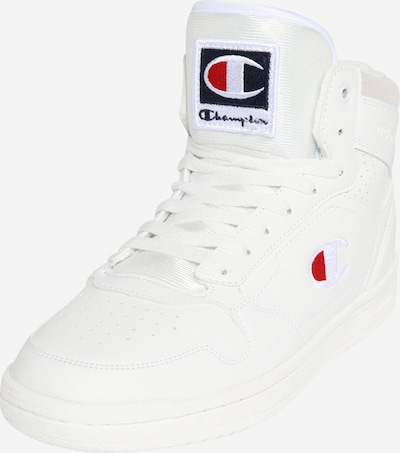 Champion Authentic Athletic Apparel Baskets hautes 'YORK' en blanc, Vue avec produit