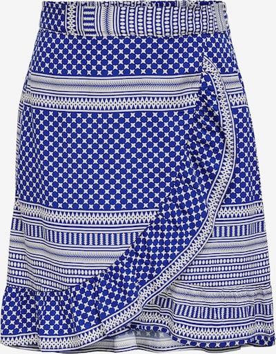 KIDS ONLY Falda en azul real / blanco, Vista del producto