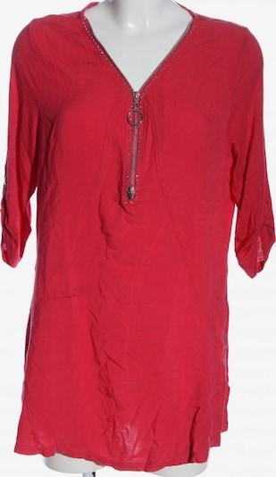 Tredy Longshirt in L in rot, Produktansicht