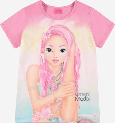 TOP MODEL Тениска в пъстро / розово, Преглед на продукта
