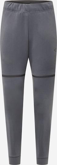 Pantaloni sport OAKLEY pe gri / negru, Vizualizare produs