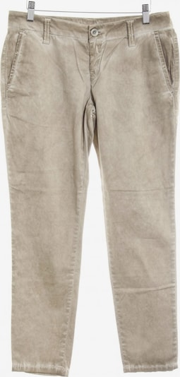 Fornarina Pants in L in Beige: Frontal view